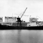 Le Louis Girard à quai