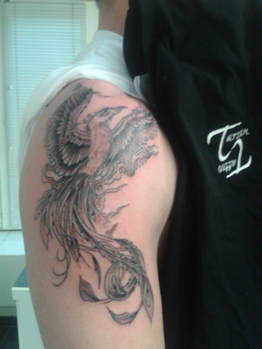Tatouage Tattoo Tarzan Tattoo