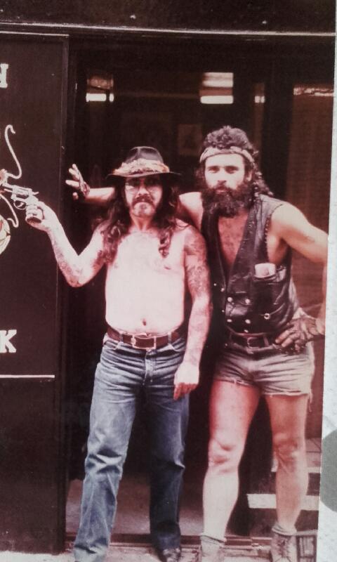 Tarzan et Alane en 1981